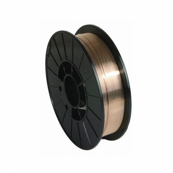 Проволока медно-кремниевая CuSi3 для пайки-сварки (0.8 мм, 5 кг RedHotDot 086647