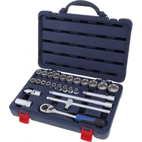 Набор инструмента (26 предметов) СТАНКОИМПОРТ CS-4026PMQ