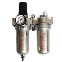 Фильтр-лубрикатор с воздушным редуктором 1/4 Huberth RP208039-1