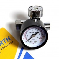 Регулятор давления для краскопульта Huberth AR20150A