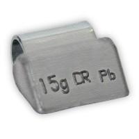 Грузик балансировочный для литых дисков 15 г (100 шт. в упаковке) Dr. Reifen B-15