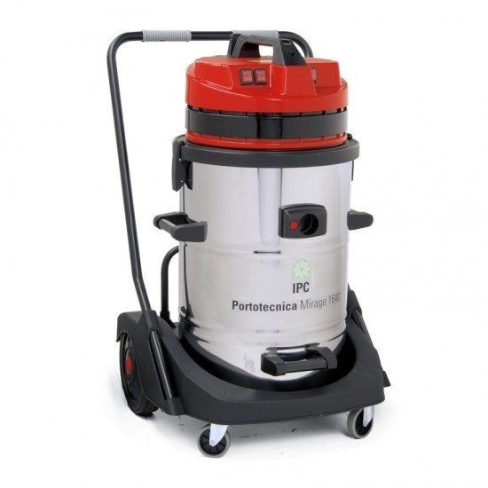 Пылесоc для влажной и сухой уборки Portotecnica MIRAGE 1640