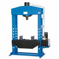 Пресс электрогидравлический напольный 100 т. Werther PRM100 (OMA 666)