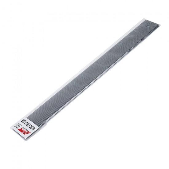 JTC-3527 Пластина напилочная для рубанка (JTC-3526) L=350мм,  шероховатость 12TPI