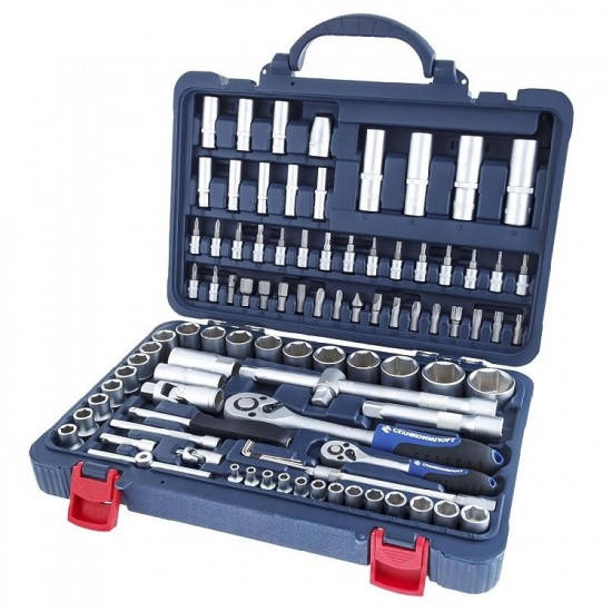 Набор инструмента (94 предмета) СТАНКОИМПОРТ CS-4094PMQ