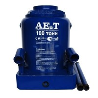 T202100 AE&T Домкрат бутылочный г/п 100 т