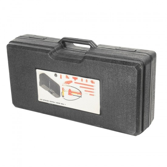 JTC-HD204 Набор инструментов для кузовных работ гидравлический,  усилие 4т,  17 предметов в кейсе