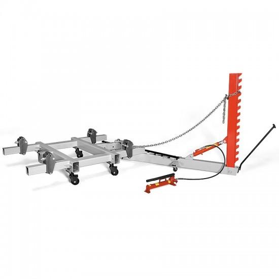 Рамный стапель для правки кузовов SIVER A-110