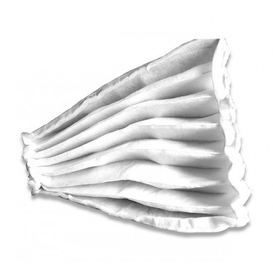 Карманчатый фильтр G3 1165Х595Х200 8ЕТ без рамки Zuber Air boxer3G-1165Х595Х200-8/1