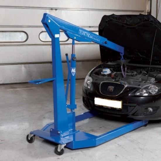AC hydraulic WN11 Кран гидравлический не складной г/п 1100 кг
