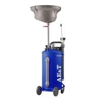 HC-2185 AE&T Комбинированная установка для слива и откачки масла 76 л