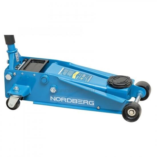 NORDBERG N3203 Домкрат подкатной гидравлический г/п 3 т