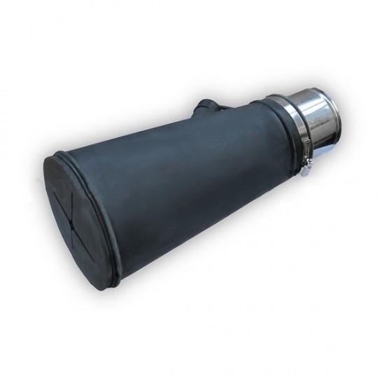 Насадка неопреновая 120 мм для шланга 75 мм TrommelbergCA000076120