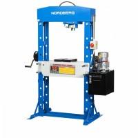 Пресс электрогидравлический напольный 50 тонн NORDBERG N3650E