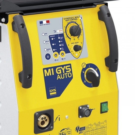 Аппарат полуавтоматической сварки M1 GYS AUTO 032903