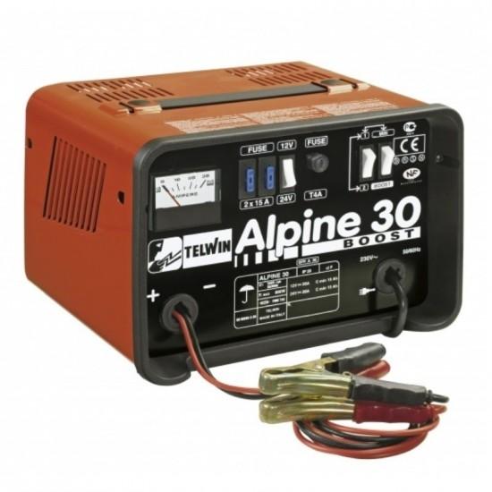 Зарядное устройство 12/24 V 15-400Ач Telwin Alpine 30 boost