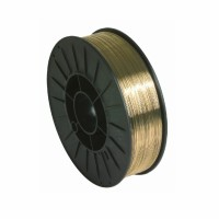 Проволока сварочная медно-алюминиевая CuAl8 для пайки-сварки (0.8 мм, 5 кг) RedHotDot 086661