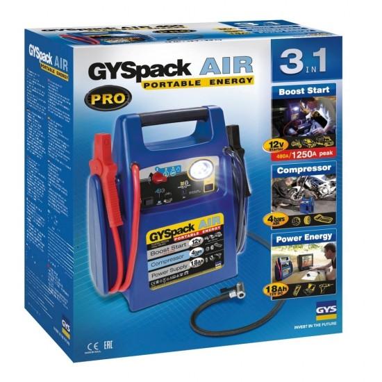GYSPACK Air 400 (026322) Автономное пусковое устройство 3 в 1