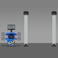 Стенд сход-развал 3D Техно Вектор 7 7204 H A