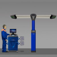 Стенд сход-развал 3DPremium серии Техно Вектор 7 V 7204 T P