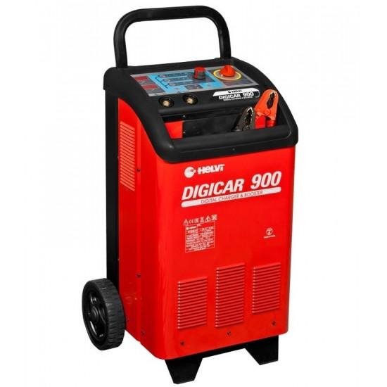 Профессиональное пуско-зарядное устройство 12/24V HELVI Digicar 900 (99010543)