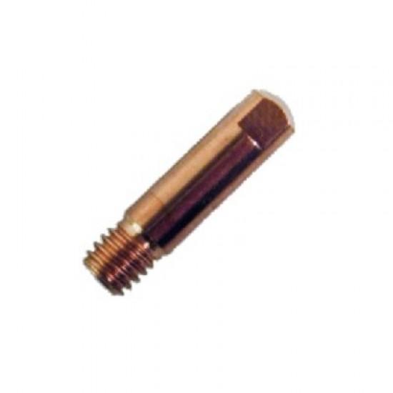10 контактных ноконечников Ø0.8 мм для алюминия RedHotDot 041059