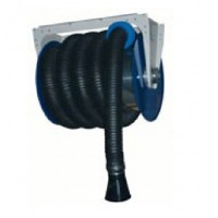 FILCAR AC-125/10-COMP Катушка вытяжная в сборе с шлангом, насадкой без вентилятора