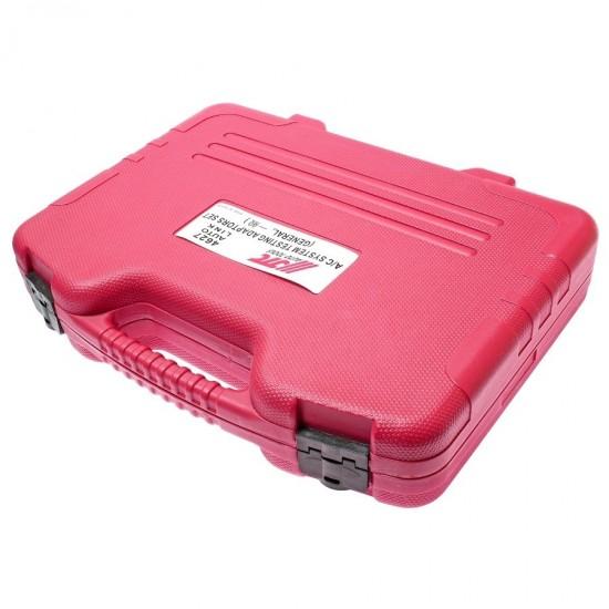 JTC-4627 Набор адаптеров для тестирования автокондиционера (VW, AUDI) в кейсе