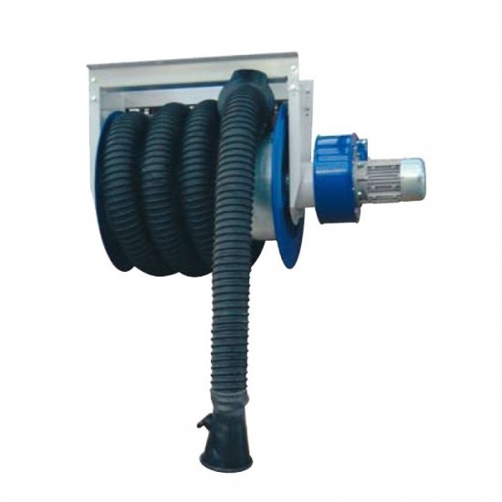 FILCAR ARCA-100/7PB-COMP Катушка вытяжная в сборе с шлангом, насадкой и вентилятором