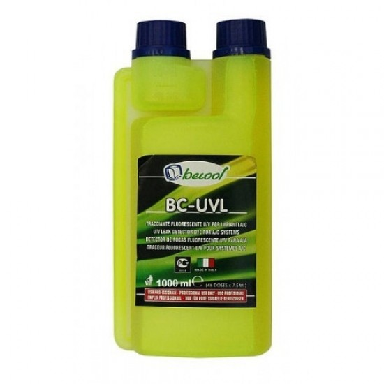 UV добавка для определения утечек BECOOl BC-UVL