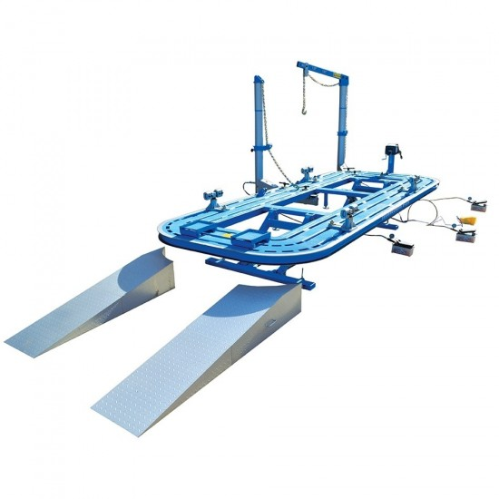 Платформенный стапель с 2-сторонним подъемом Trommelberg B 22G