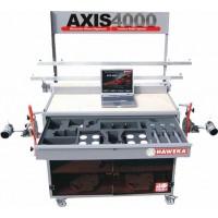 924 000 030 Компьютерный стенд сход-развал для грузовых автомобилей HAWEKA AXIS4000 STANDARD