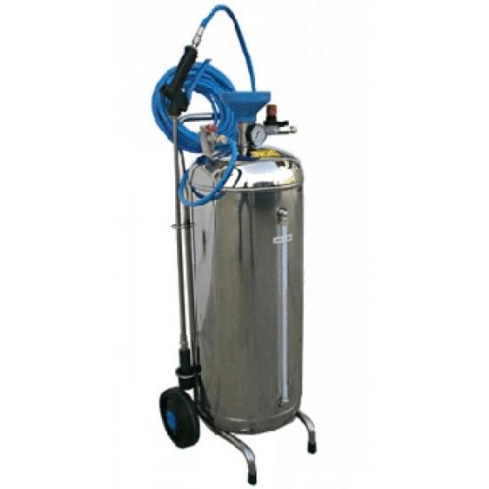Пеногенератор IDROSYSTEM Lt 24 inox foamer из нержавеющей стали (101055)