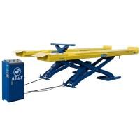 AE&T F6109 Подъемник ножничный для сход-развала г/п 4000 кг