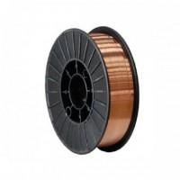Проволока сварочная омедненная SG2 для сварки сталей (0.8 мм, 5 кг) RedHotDot MR08205