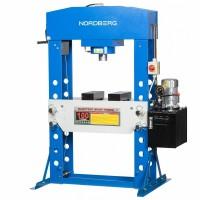 Пресс электрогидравлический напольный 100 тонн NORDBERG N36100E