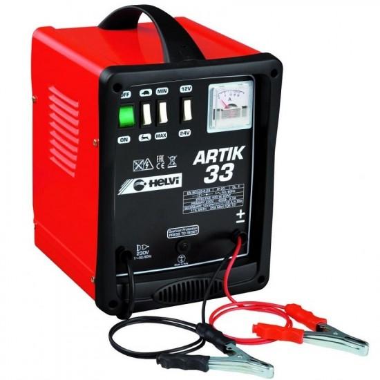 Зарядное устройство 12/24V HELVI Artik 33