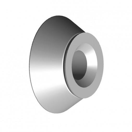 150 400 049 Конус центровочный, 89‐132 мм, вал 40 мм HAWEKA