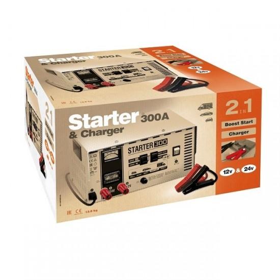 Пуско-зарядное устройство START 300 (025547)