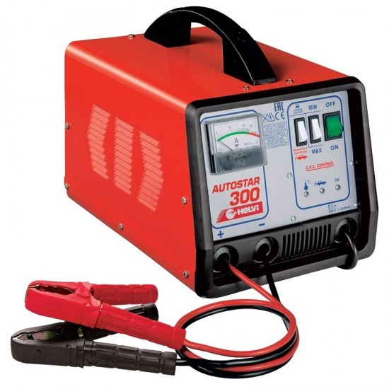 Пуско-зарядное устройство 12V HELVI Autostar 300 (99005043)
