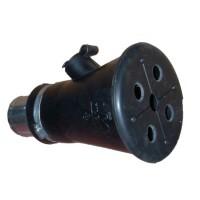 Газоприемная насадка Filcar BGT 125/140