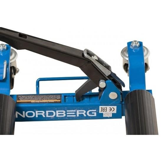 Nordberg N3S1 Домкрат подкатной для перемещения автомобиля, г/п 560 кг