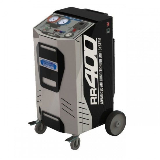 Автоматическая станция для заправки автокондиционеров TopAuto-Spin RR400N