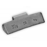 Грузик балансировочный для литых дисков 30 г (100 шт. в упаковке) Dr. Reifen B-30