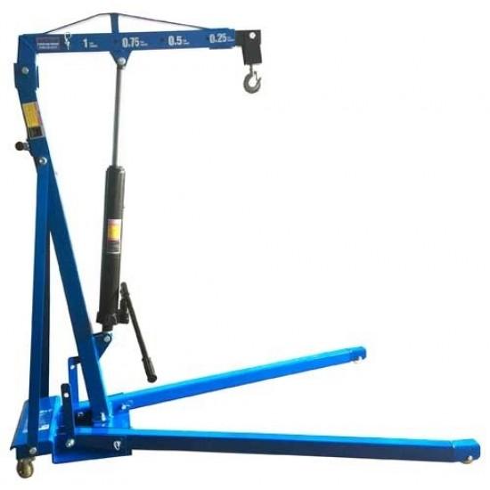 AE&T Т62301 Кран гидравлический складной г/п 1000 кг