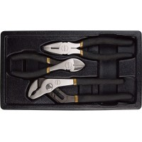 Набор губцевого инструмента в ложементе AmPro T28963