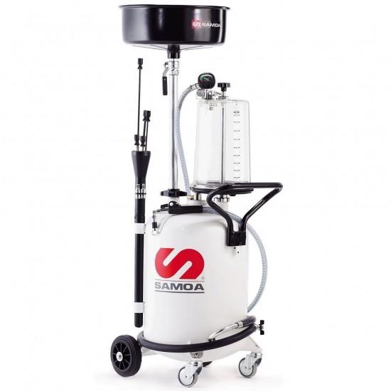 Samoa 373000 Комбинированная установка для слива и откачки масла 70 л