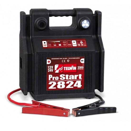 Telwin PRO START 2824 Автономное пусковое устройство 12/24V