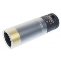 JTC-765519 Головка для литых дисков 19мм L=85мм ударная