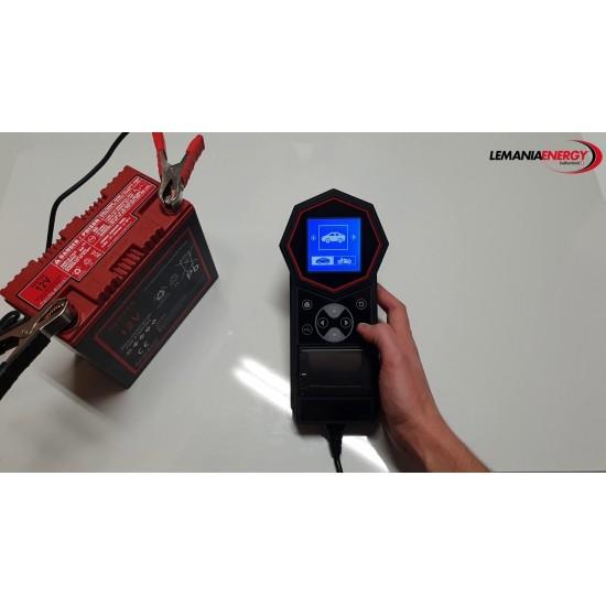 LEMANIA ENERGY T11 Тестер АКБ и электрической системы автомобиля